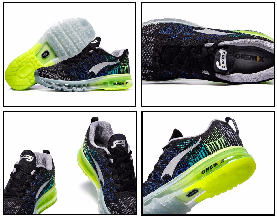 Onemix Running Shoes Men Sneakers For Women Sport Shoes Athletic Zapatillas Outdoor Breathable Original Shoes For Hombre Mujer 7