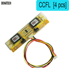 24 inch 19inch 4 pcs CCFL universal inverter high voltage for lcd screen with cable