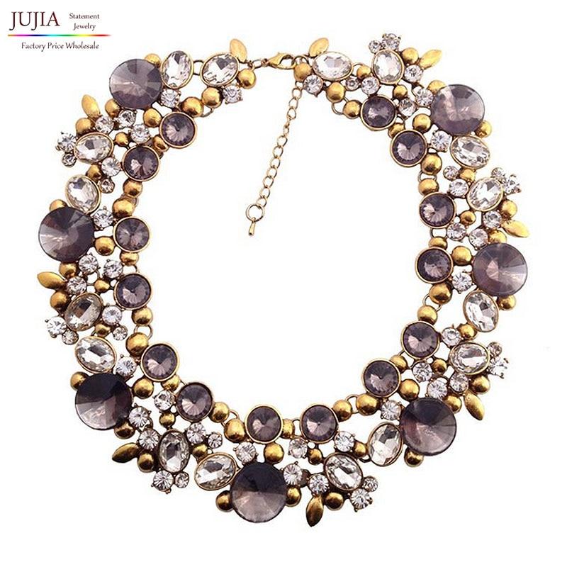2017 NEW Z fashion necklace collar bib s