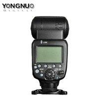 Upgraded Yongnuo YN600EX RT II Wireless Flash Speedlite TTL Radio Slave Master High Speed Sync HSS