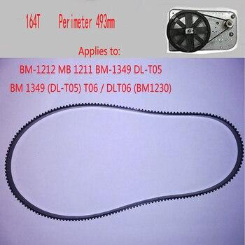 Kitchen Appliance Parts Bread Maker Parts Breadmaker Conveyor Belts 164T Perimeter 493mm