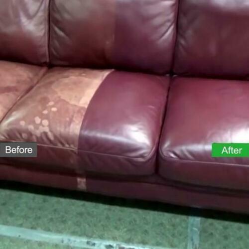 Multifunctional Leather Refurbishing Cleaner Car Seat Sofa Leather ...