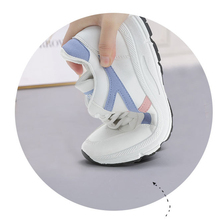 New Casual White Shoes Women Chunky Sneakers Fashion Dad Shoe for Women Spring Autumn Sport  Vulcanize Running Female Shoes 2019 women s sneakers ugly sneakers dino albat rc06 888 spring runing shoes sport shoes for female ship from russia