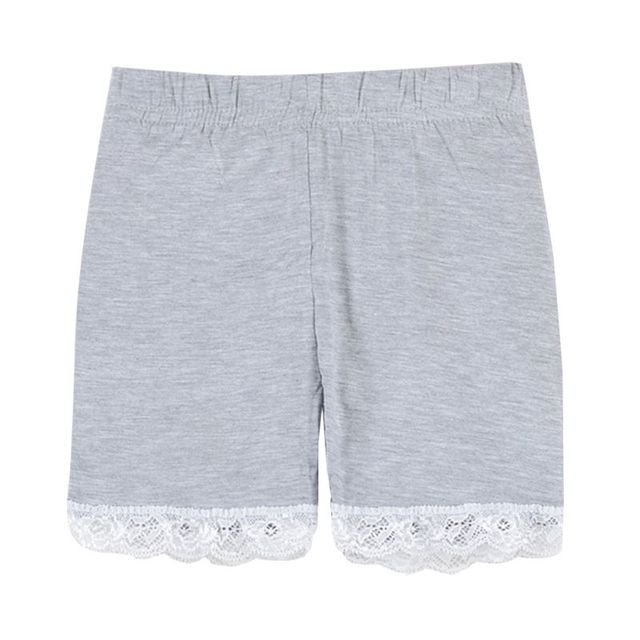 2b5b51b4abf78 Toddler Baby Leggings Children Short Pants Kids Girls Shorts Boys Safety  Lovely Stretch Shorts 2-7Y L08