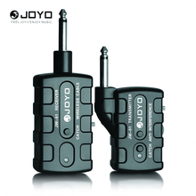JOYO JW-01 2.4GHZ 4 Channels Digital Anti-interference Wireless Transmitter and Receiver For Bass Guitar