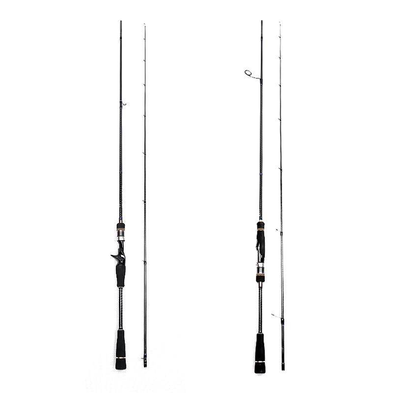 2018 KAWA New lure Fishing Rod Skyroad hi power Carbon Rod fuji reel seat and fuji