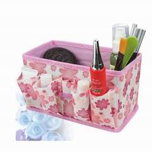 Multifunction Folding Make Up Cosmetic Storage Box Organizer Container Bag Case