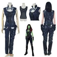 sexy costumes for women adult Carnival Custom made Guardians of the Galaxy Gamora leather jacket suit cosplay costume
