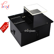 Mini Table Saw Handmade Woodworking Banister Saw Model FAI BY YOU Seen Cut Saw Machines DC 12-24V 5000 RPM Metal Structure