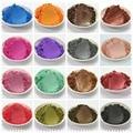 50 g saludable Mineral Natural polvo de Mica DIY para el jabón tinte jabón del colorante maquillaje de sombra de ojos en polvo jabón envío gratis