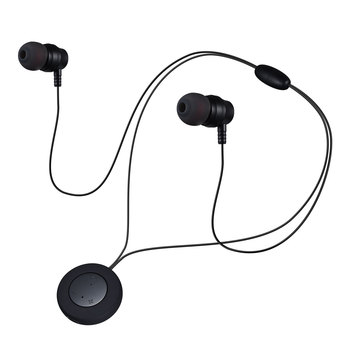 FORNORM Magnetic Earpiece Bluetooth Stereo Necklace XT-8 Headset Handsfree Trendy NFC Phone Answering Earphone magnetic attraction bluetooth earphone headset waterproof sports 4.2