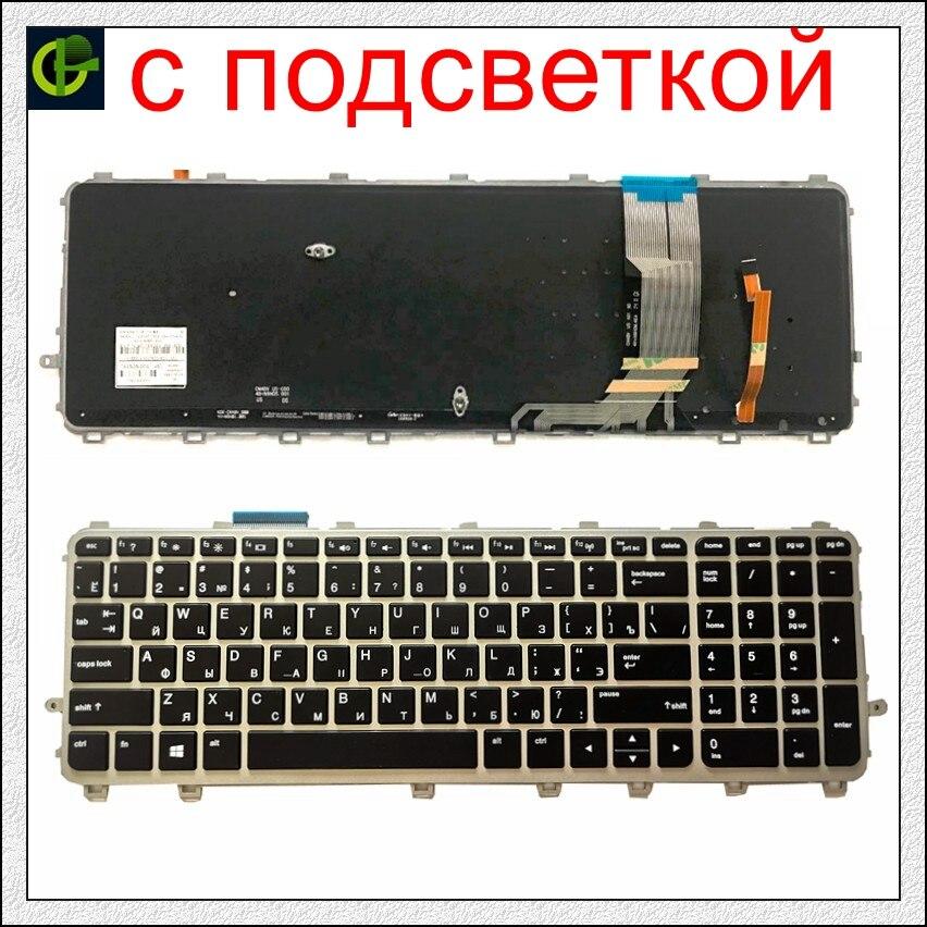 Original Russian Backlit Keyboard for HP Envy 15 j 15 J 15 J000 15T J000 15T J100 15Z J000 15Z J100 15 j 011dx 15J000er RU