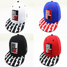 Fashion Outdoor Hip Hop Baseball Cap Kids Hat Boys And Girls Children Adjustable Baseball Caps Simple Style Classic Striped Hat striped knot baseball cap
