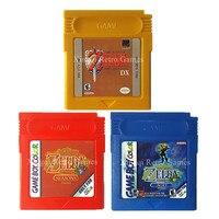 Nintendo GameBoyColor The Legend Of Zeldas Series Video Game Cartridge Console Card English Version