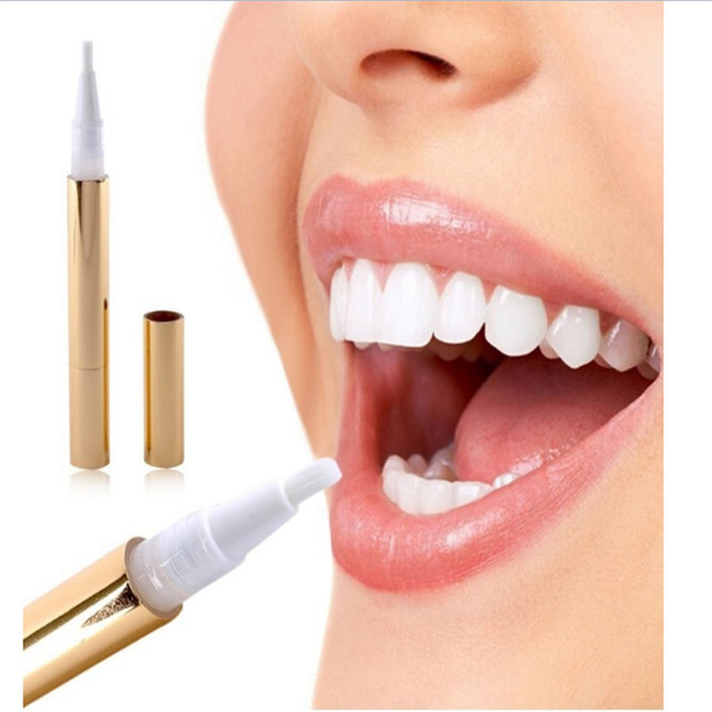 Teeth Whitening Pen Scaler Gels Tooth Bleaching Dirt Soot Black Tooth Soft Brush Dental Cleaning oral hygiene Whitening Device