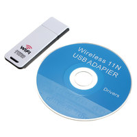 Universal Dual For Band 2 4 5Ghz USB Wifi 300Mbps Adapter Dongle Wireless Network Card Wi