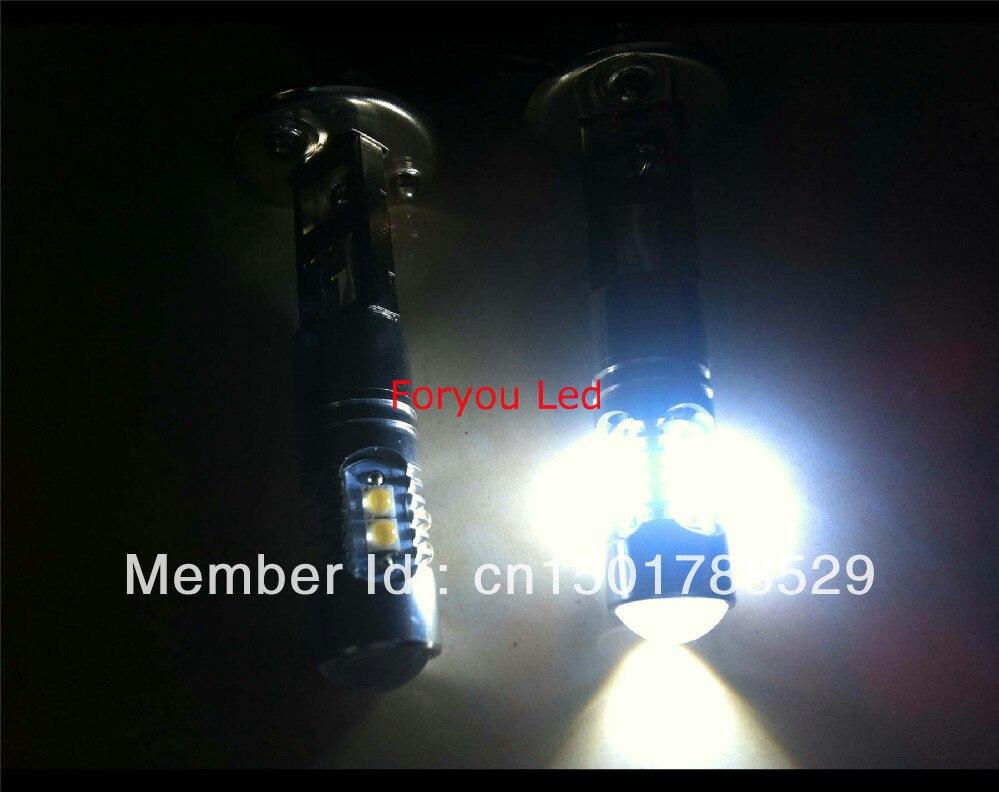 Envío gratis 2 unids / lote 168 bombilla cree chips t10 50W 194 W5W - Luces del coche - foto 5
