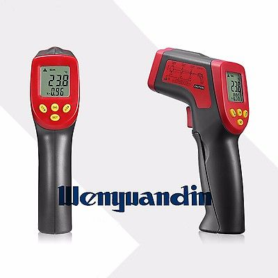 Infrared Digital Temperature Thermometer IR Laser Hand-held s