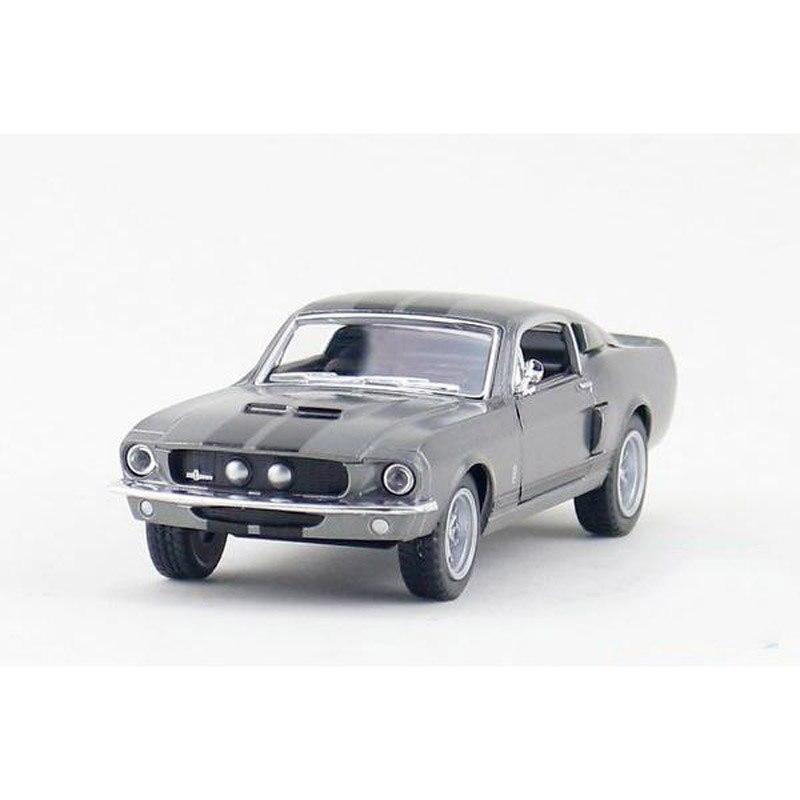 children kids kinsmart 1967 shelby gt500 model car 144 kt5372 5inch diecast metal alloy