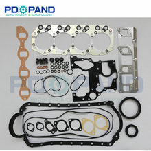 4JG2 4JG2T 4JG2-T 4JG2TC Full Engine Gasket Set 8878116130 For Isuzu Trooper/Campo/OPEL MONTEREY 3.1D 3.1TD TURBO DIESEL 3059cc(China)
