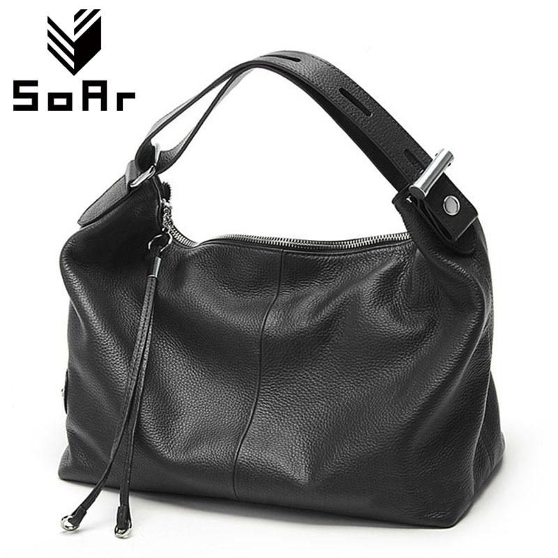 Free Shipping Ladies' Genuine Leather Handbag Designer Women Handbags Shoulder Bags Luxury Brands Top-Handle Bag New Fashion Hot