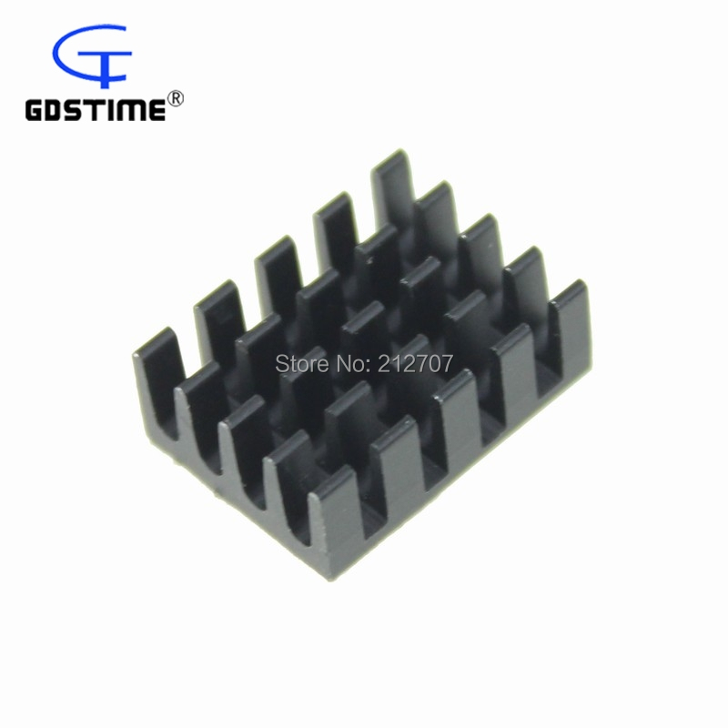 Купить радиаторы 20 шт/лот gdstime 19 мм x 14 7 с клейкой лентой охладитель