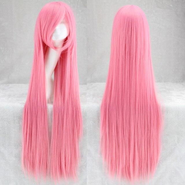 Long Straight Women's Wigs 3