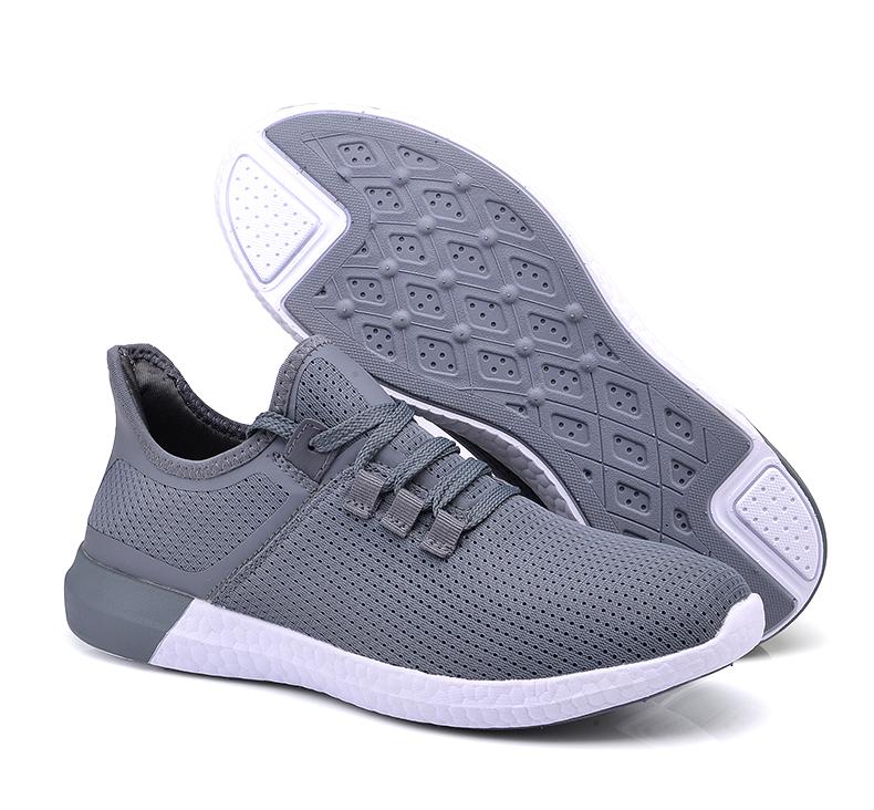 UNN Unisex Running Shoes Men New Style Breathable Mesh Sneakers Men Light Sport Outdoor Women Shoes Black Size EU 35-44 35