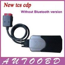 Дешевый!!! 2015. R1/2014. R2 CD TCS CDP PRO (синий PCB Двойной Платы) нет Bluetooth + Коробка Автоматического Сканирования OBD Автомобиля Truck Repair Tool