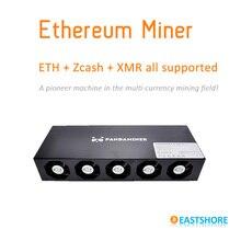 [ПРОДАНО] PandaMiner 230MH Ethereum GPU Шахтер ETH Zcash XMR Поддерживает Новейшие Эфир Шахтер для Эфира Zcash Добычи