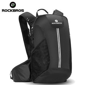 ROCKBROS Cycling Backpack Bicycle Rainproof Sport Bags Camping Outdoor Traveling Hiking Bags Breathable High Capacity Backpack(China)