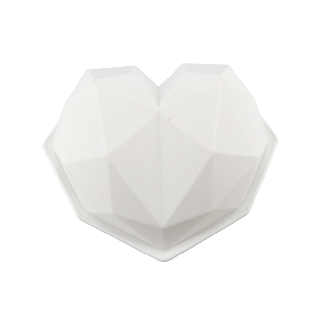 Diamond Heart Mold