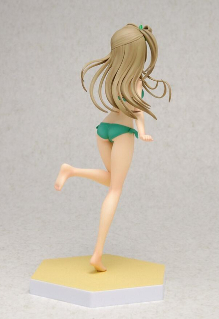 Love Live Sexy Minami Kotori 1/10 Action Figures PVC brinquedos Collection Figures toys for christmas gift