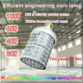 Высокое качество промышленных LED кукуруза лампа E27/E40 cree cree 2835 чип 110 В/220 В 30 Вт 40 Вт 60 Вт 100 Вт алюминия светодиодные лампы свет