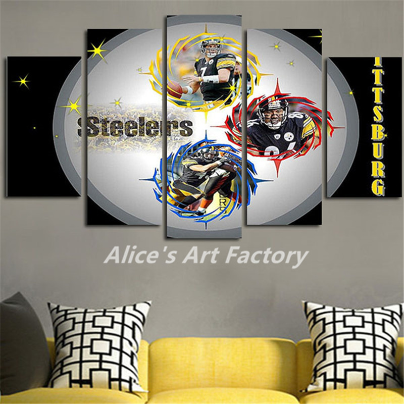 Steelers Wall Art online get cheap steelers poster -aliexpress | alibaba group