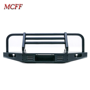 Image 1 - Universal Metal Front Anti collision Bumper For 1/10 RC Crawler TRX4 Defender Bronco Axial Scx10 90046 90047
