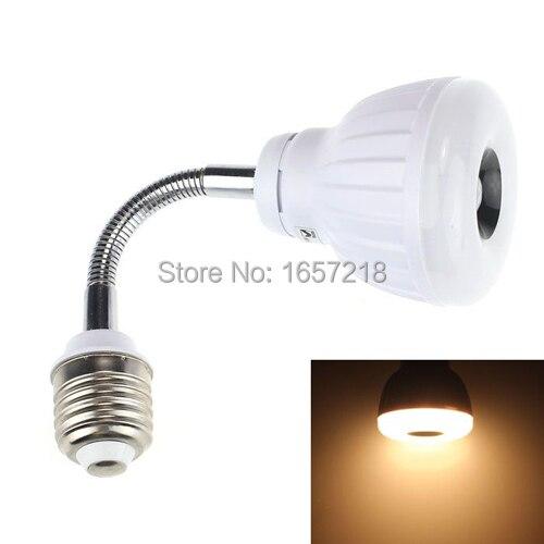LED bulbs Bedroom AC 110V 220V E27 5W LED PIR Infrared Sensor Motion Detector Light Bulb Lamp 1x led night light lamps motion sensor nightlight pir intelligent led human body motion induction lamp energy saving lighting