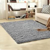 Home textile living room carpet big size mat long hair bedroom carpet tea table carpet bedroom mat carpet morden brief 140*200cm