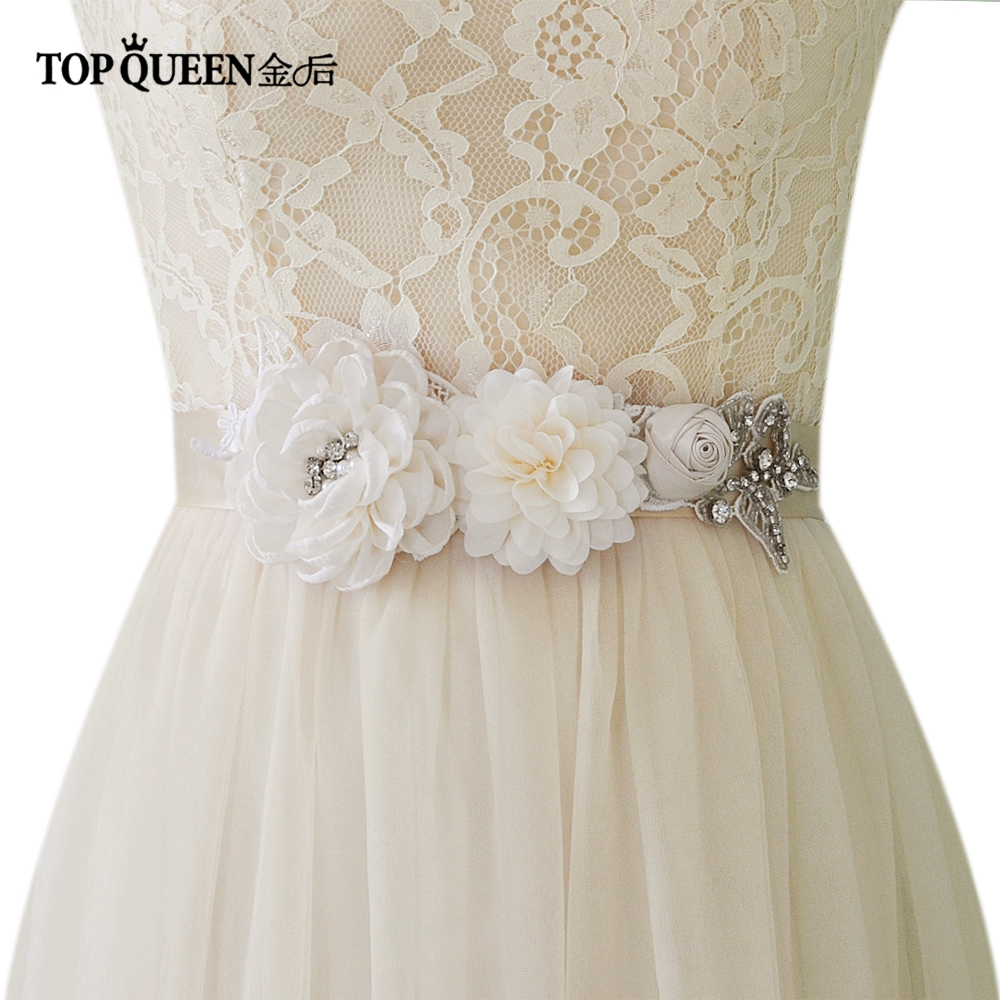 Beautiful Flowers For Weddings: TOPQUEEN S260 FREE SHIPPING Beautiful Flowers Wedding