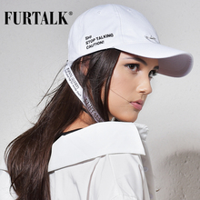 FURTALK fashion caps for women and men baseball cap brand summer snapback boating skiing climbing Wind cap for windy days(China)