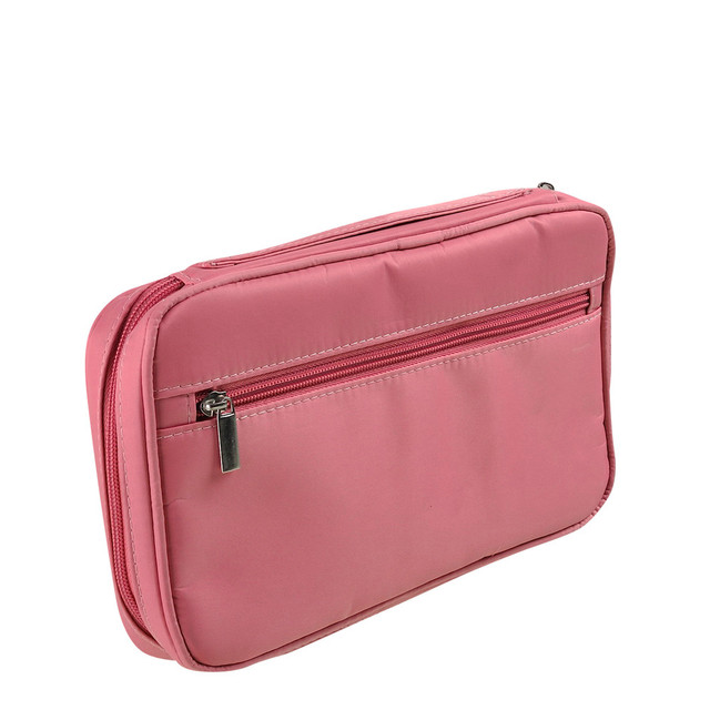06cbe7aeaa 2017 new brand pro Makeup Brush Bag Cosmetic Tool Brush Organizer Holder  Pouch Pocket Kit gift wholesale A3000