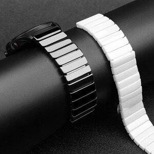 Image 3 - ل huawei GT ساعة سيراميك حزام SIKAI 22 مللي متر الفرقة ل honor السحر ticwatch برو