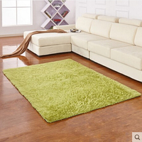 140 200cm Plush Shaggy Soft Carpet Bed Area Rugs Slip Resistant Floor Mats For Parlor Living
