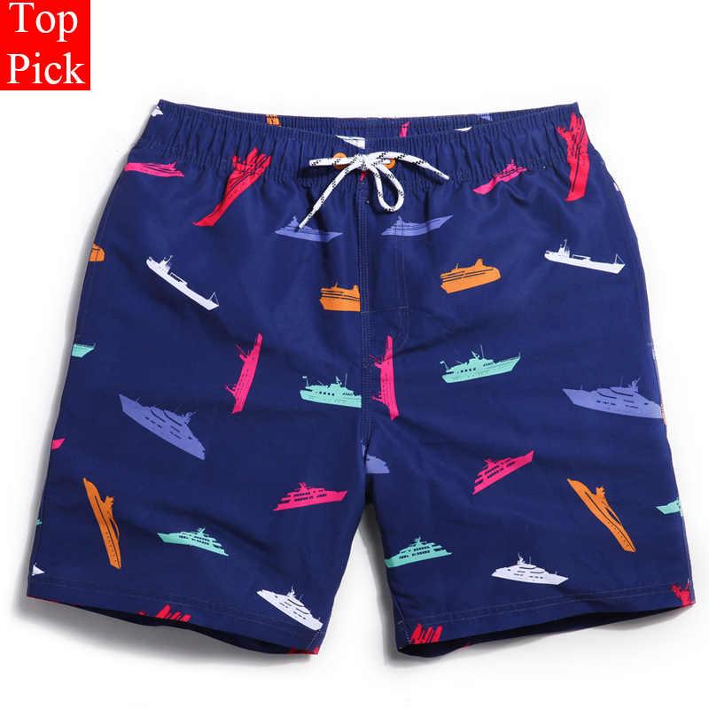Verão board shorts homens esportes azul marinho dos homens mar surf tamanho grande ployester bermudas masculino musculação joggers curto