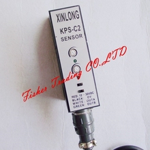 Rectification switch/mark sensor KPS-C2 for packing machine and bag machine/digital and analog dual output photoelectric sensor