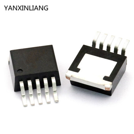 Humorous 10pcs Lm2577s-adj Lm2577 2577 To-263-5 Active Components