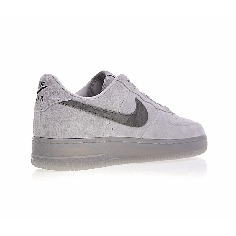 Original Authentic Nike Air Force 1 Low x Reigning Champ Men's Skateboarding Shoes Sport Outdoor Sneakers 2018 New Arrival