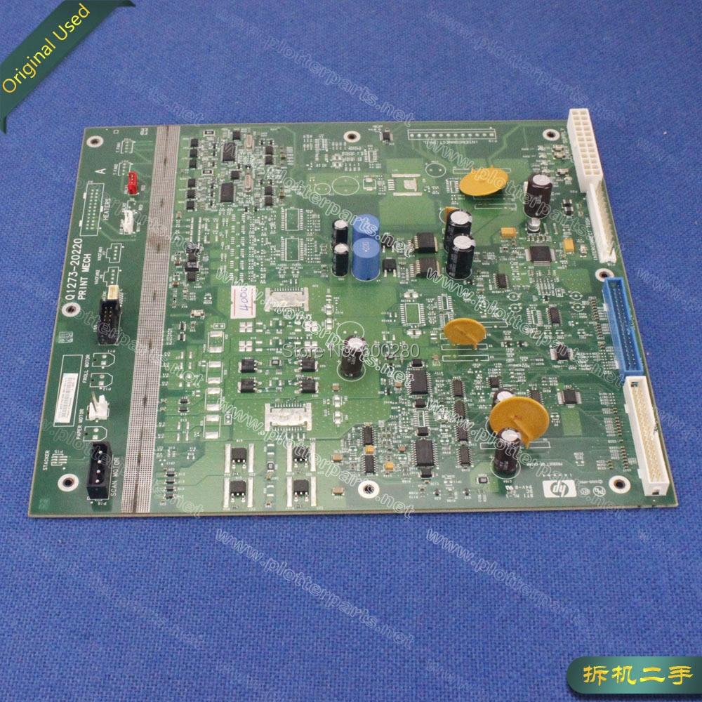 Q1273-69269 Q1273-60055 Q1273-69055 HP Designjet 4000 4520 4020 Printmech PC board used