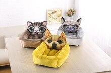 3D warm dog bed | Cat Or Dog Design