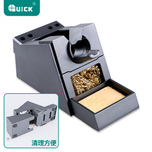Image 4 - QUICK TS1200A lead free soldering station electric iron 120W anti static soldering 8 second fast heating Welding 220V